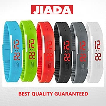 Jiada Kids Favorite Birthday Return Gift LED Bands Set Of 6 Amazonin Toys Games