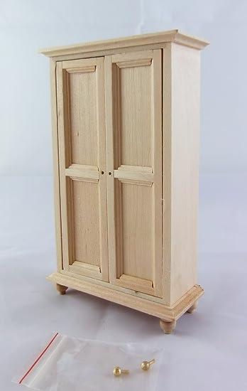 Melody Jane Puppenhaus Miniatur 112 Unvollendet Schlafzimmer Möbel
