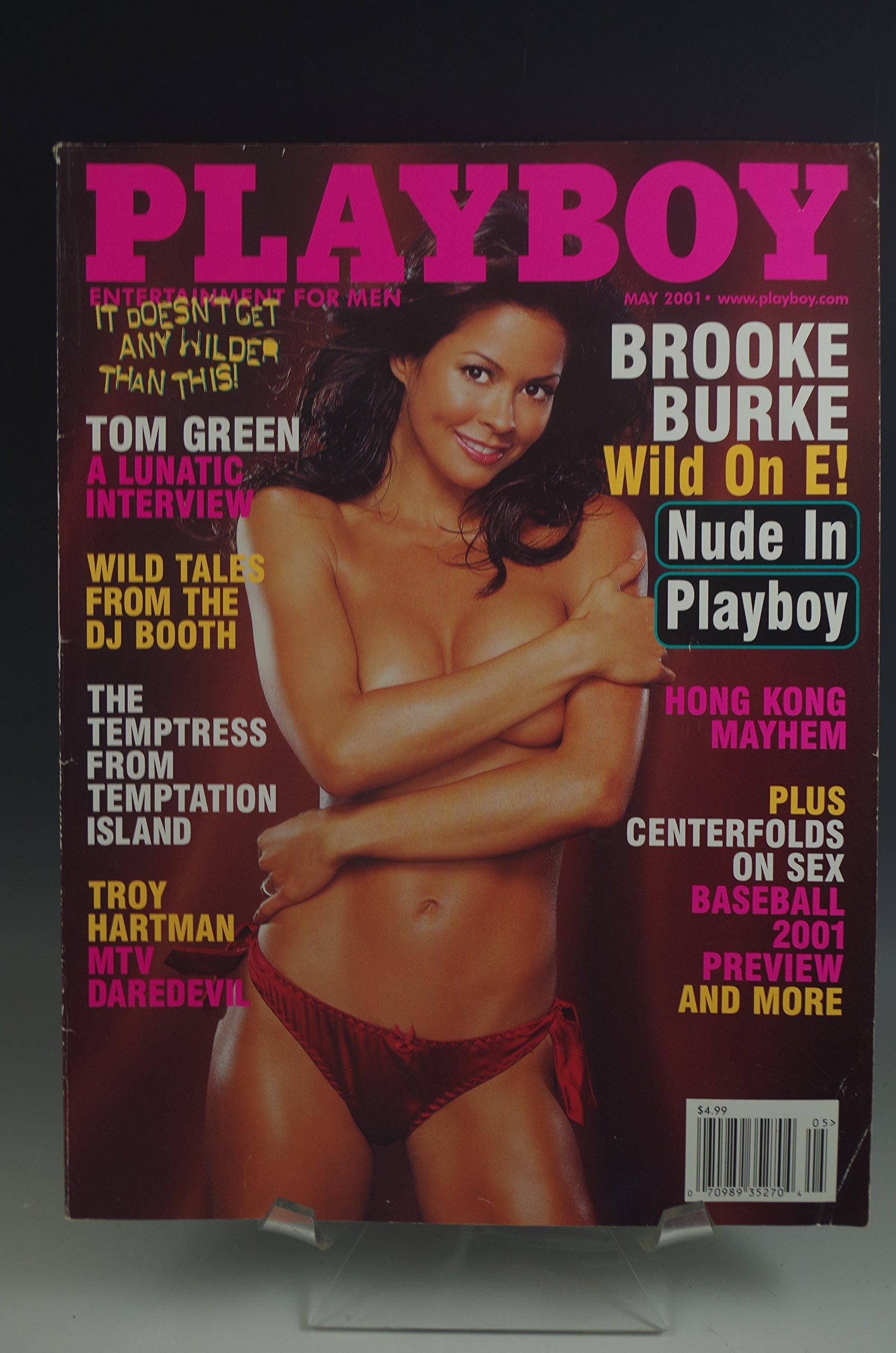 2001 august magazine playboy