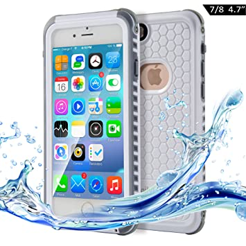 carcasa impermeable iphone 8