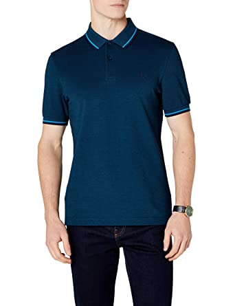 Fred HommeVêtements Tipped Shirt Perry Twin Et Polo PwOXn08k