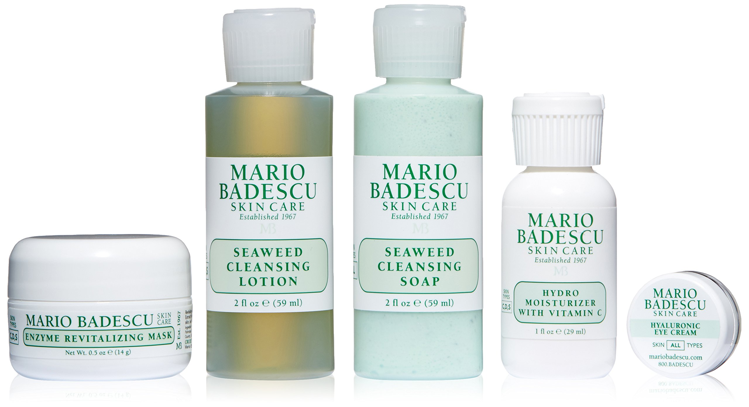 Mario Badescu Combo/Dry Regimen Kit
