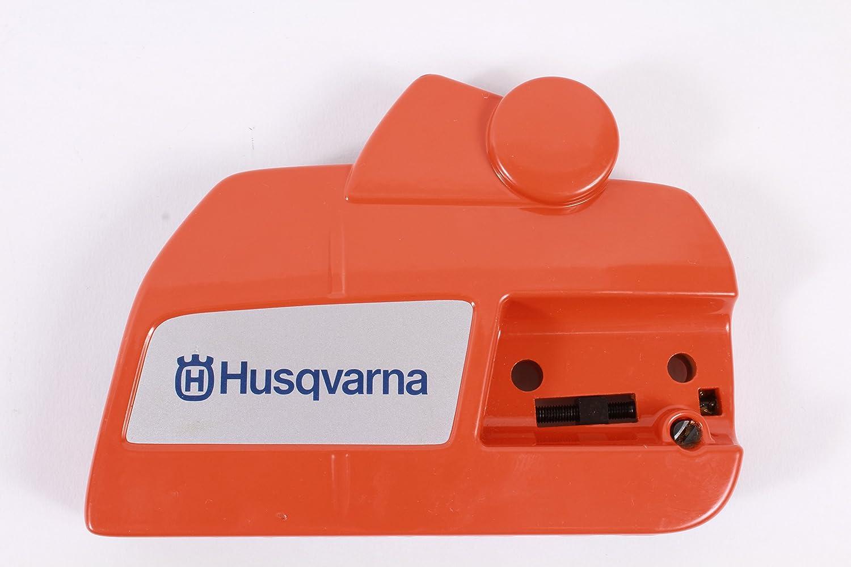 Chainsaw Clutch Cover With Brake Husqvarna 455 460 325 Engine Diagram Garden Outdoor
