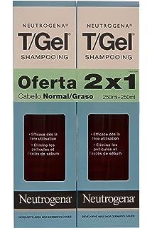 Neutrogena - Cuidado del cabello, Normal Graso - 250 ml
