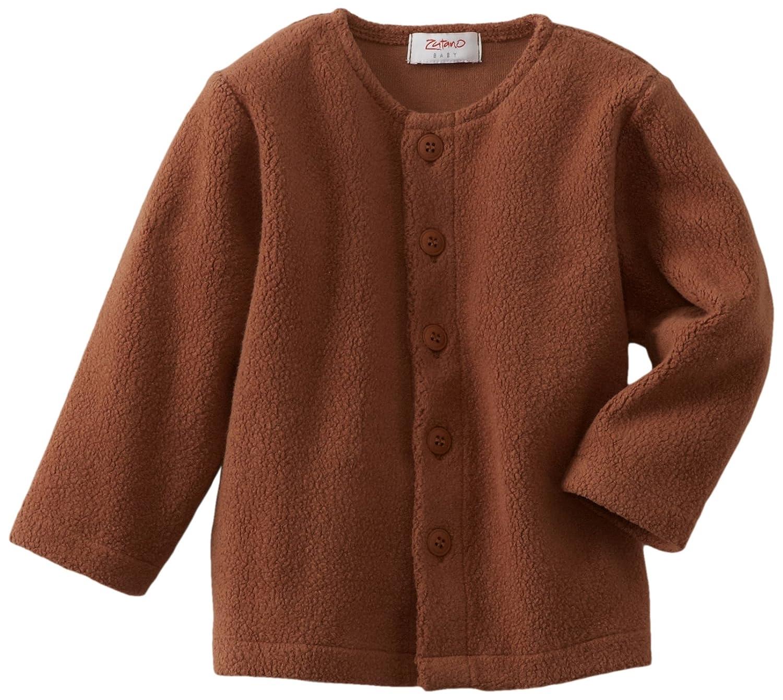 Zutano Unisex Baby Cozie Jacket Zutano Children's Apparel AFLIB00