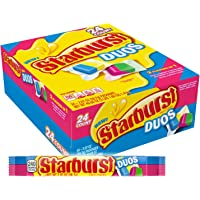 Deals on 24-Count Starburst Duos Full Size Fruit Chews Candy
