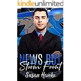 News Boy: Storm Front: An MM Age-Play Romance (News Boy Trilogy Book 2)