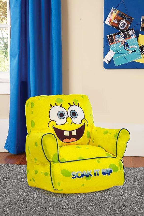 Amazon.com: Silla tragabolas de Nickelodeon de Bob Esponja ...
