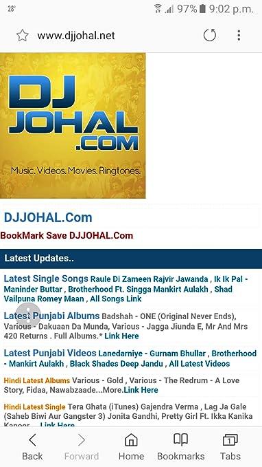 Djjohal app