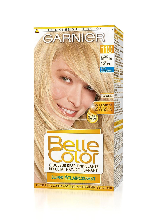 Fabuleux Garnier - Belle Color - Coloration permanente Blond - 110 Blond  RV54