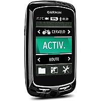 Garmin Edge 810 - Compteur GPS cartographique connecté pour vélo – Noir