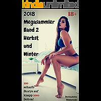 2018 Megasammler - Band 2 – Herbst und Winter: 200 scharfe Storys auf knapp 2000 Seiten!