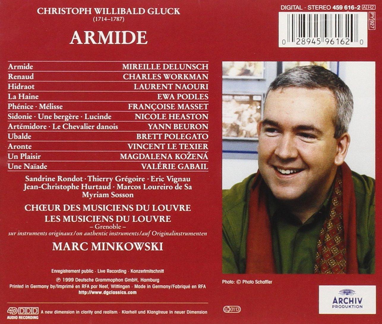 Gluck: Armide