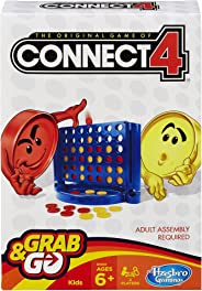 Connect 4 Grab and Go Game (Travel Size)
