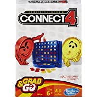 Mini Juegos Connect 4 Grab and Go Game