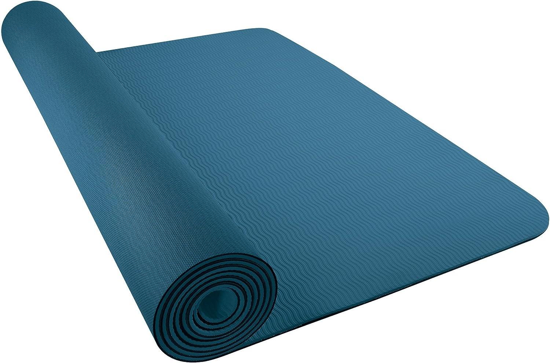Amazon.com: Nike - Alfombrilla para yoga (0.118 in), talla ...