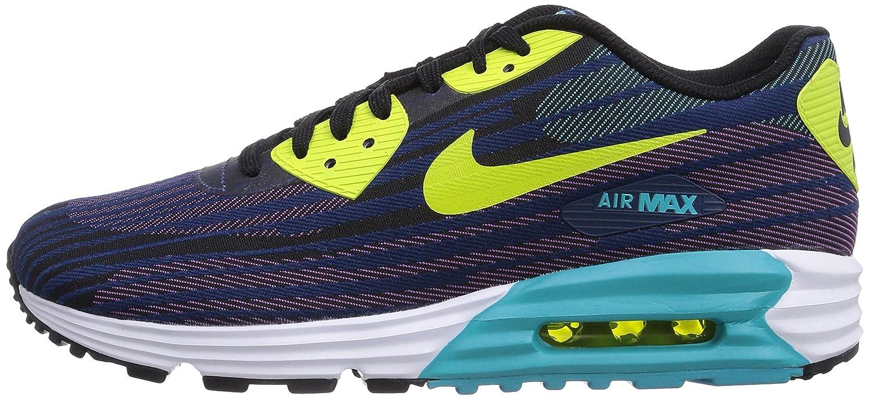 9ec3fa45616 ... italy nike air max lunar 90 zapatillas de running para hombre black  farc green 47.5 amazon