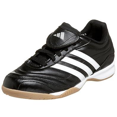 adidas frauen ist matteo viii indoor fußballschuh, schwarz