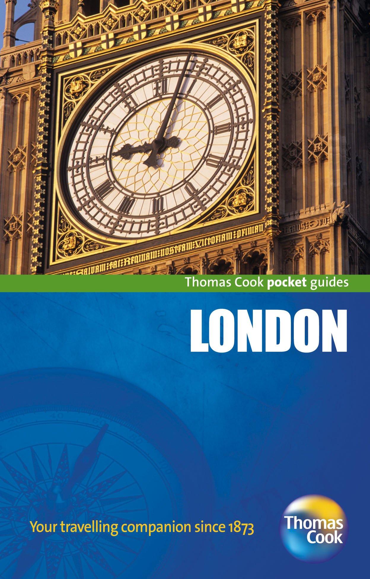 Download London Pocket Guide, 3rd (Thomas Cook Pocket Guides) PDF