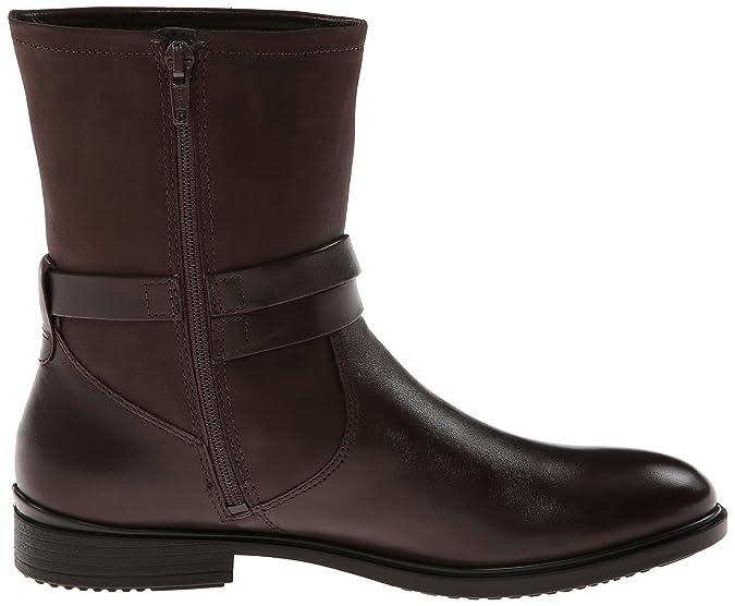 Ecco Touch 15 B Short Boot, bottes femme - Noir - noir, 41