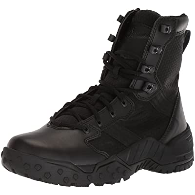 """Danner Men's Scorch Side-Zip 8"""" Military and Tactical Boot: Shoes"""