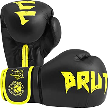 Boxing Gloves Sparring MMA Training Punching Glove UFC Punch Bag Mitts 10-12 oz