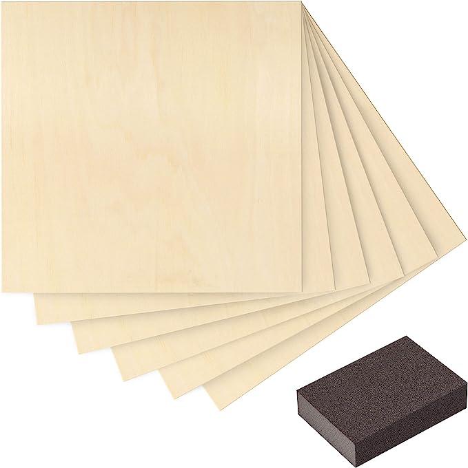 Sperrholzplatten - Bausätze für Kinder