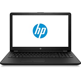 HP 15 BW098AU 2018 15.6-inch Laptop (7th Gen E2-9000e/4GB/1TB/DOS/Integrated Graphics), Jet Black Laptops