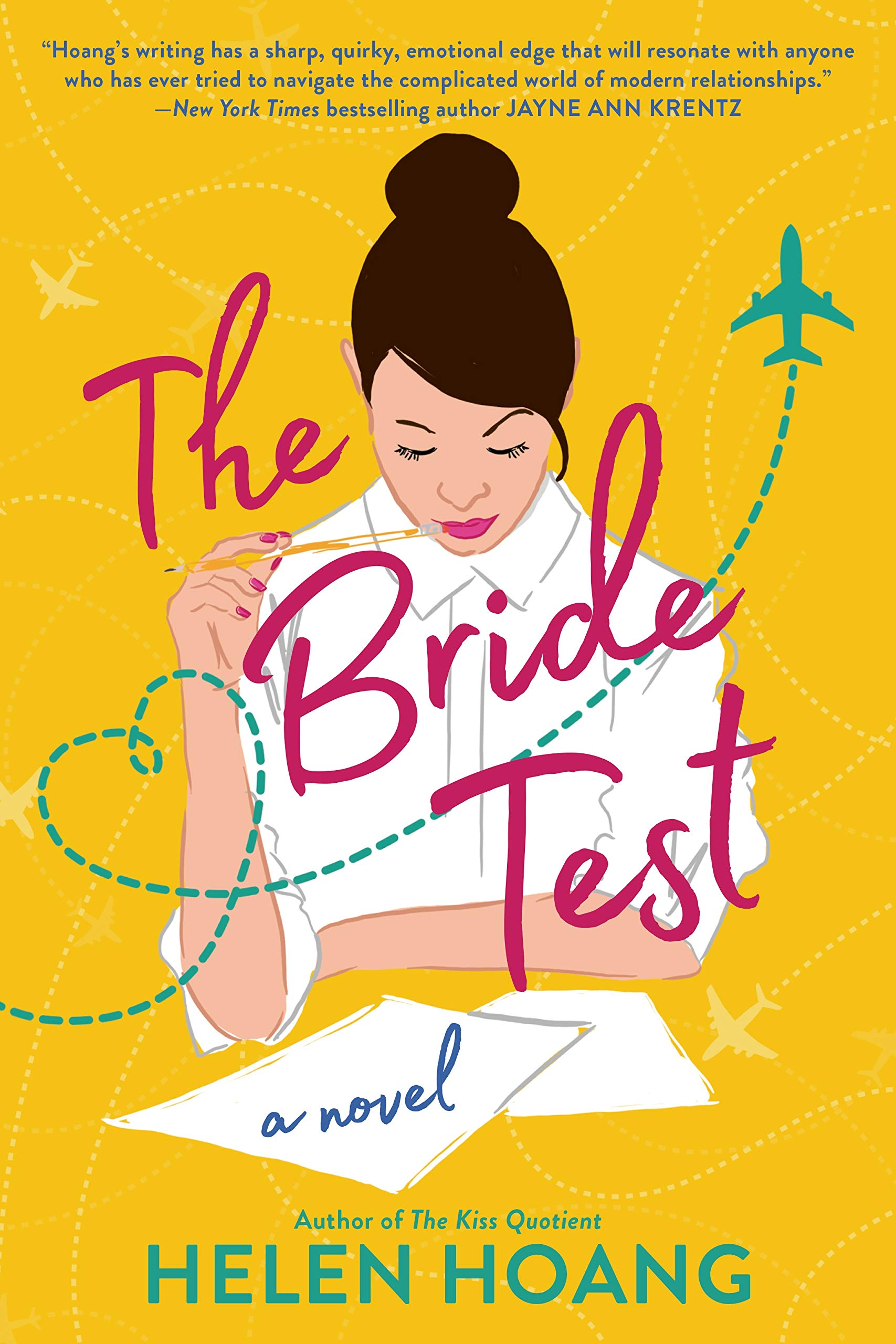 The Bride Test, by Helen Hoang