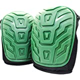 Generic - Heavy Duty Comfortable Knee Pads - with Foam Padding, Gel Cushion, Adjustable Straps, Protect Your Knees at…