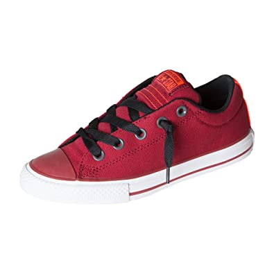 clearance slip on red converse 1b16f e8bce