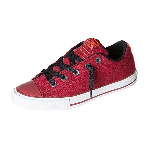 Converse Chuck Taylor All Star Street Mid (bebé/niño): Converse: Amazon.es: Zapatos y complementos