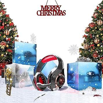 Auriculares Gaming para PS4 Beexcellent Cascos Ruido Reducción de Diademas Cerrados Profesional con Micrófono Limpio Sonido