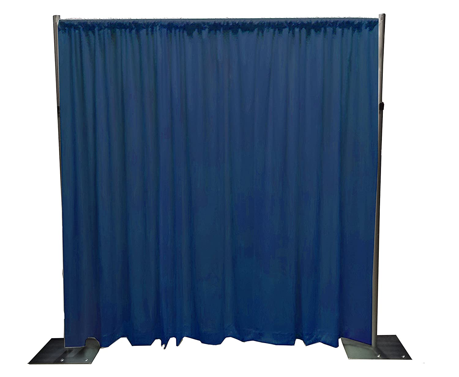 Amazon.com : Adjustable Height Backdrop Kit- 7 to 12ft High x 7 to ...