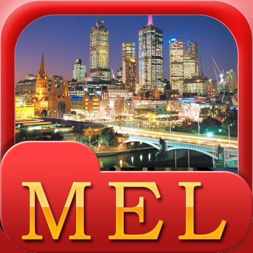 melbourne-offline-map-travel-guide-kindle-tablet-edition