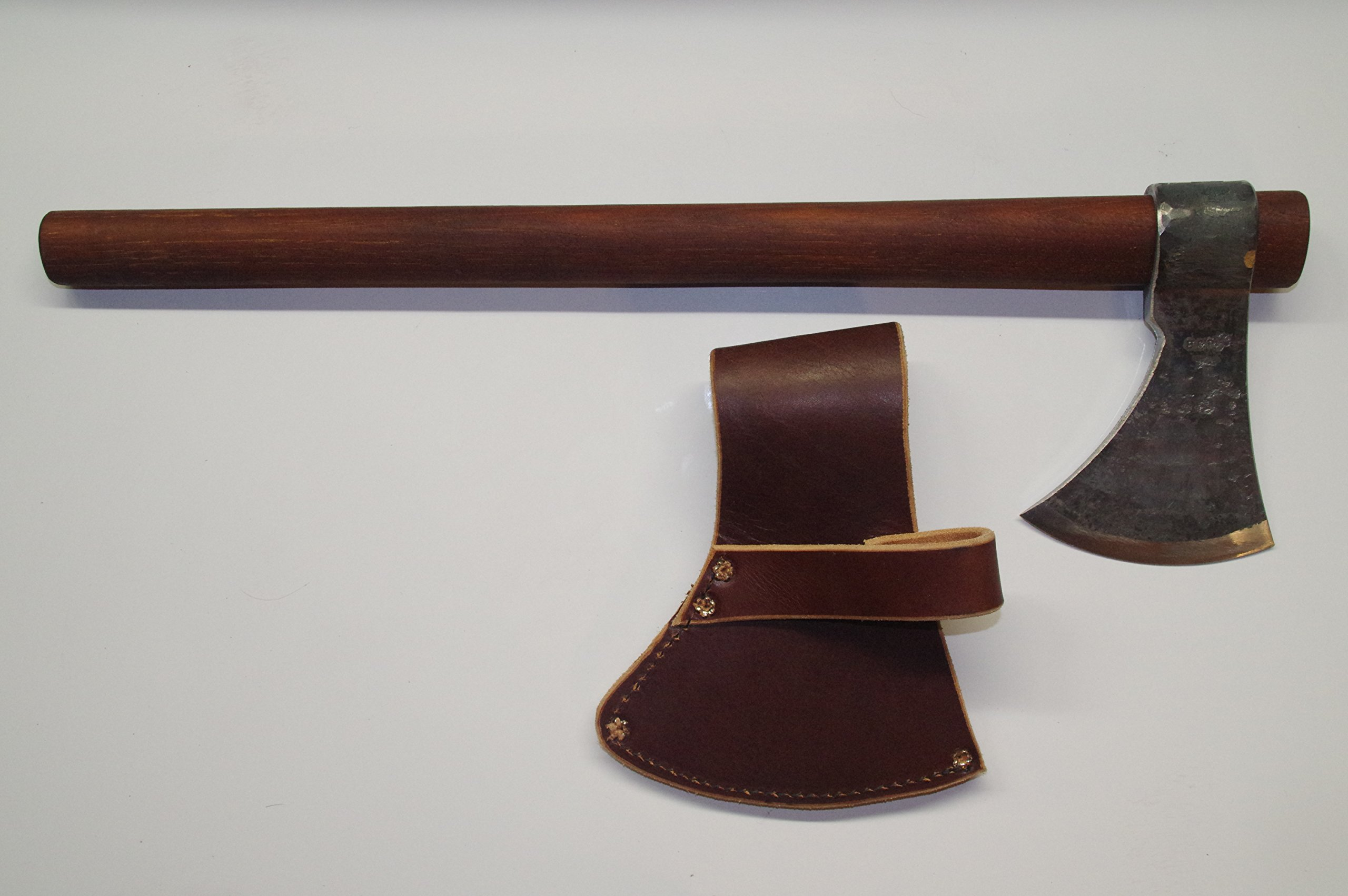 Hand Forged Shawnee Throwing Tomahawk