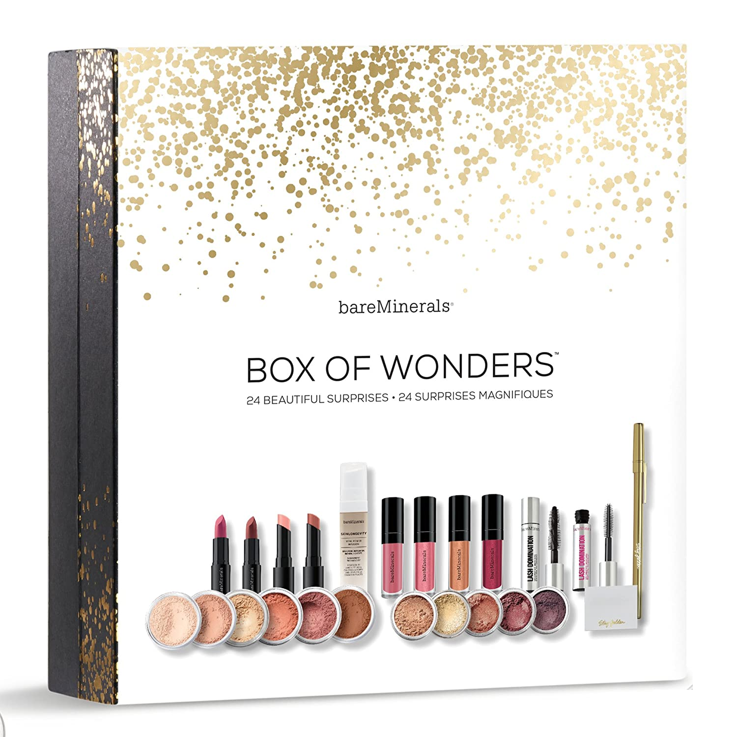 Amazon Bare Minerals Box Of Wonders Beauty