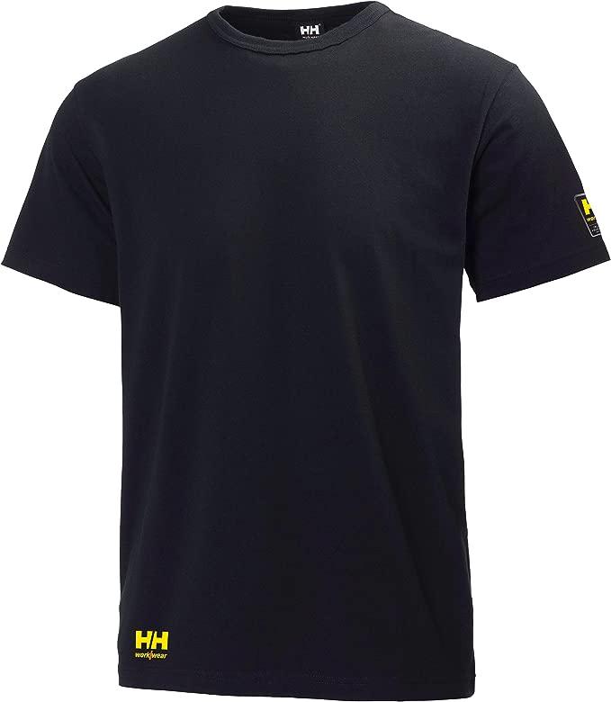 Helly Hansen 990-S79160 Aker Tee Camiseta, Talla S: Amazon.es ...