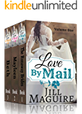 Mail Order Bride Collection: Western & Frontier Romance ~ 3-Book Bundle (Love By Mail 1)