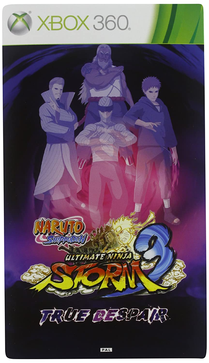 Naruto Shippuden Ultimate Ninja Storm 3: True Despair ...