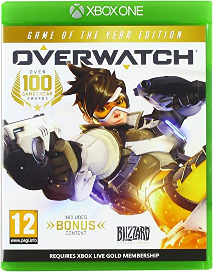 Overwatch Game of the Year Edition - Xbox One [Importación inglesa ...