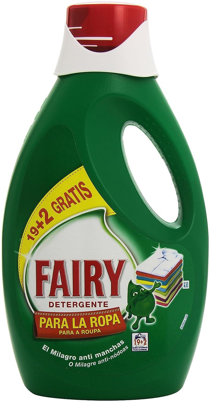 Fairy - Detergente para la ropa - El Milagro anti manchas - 1470 ...