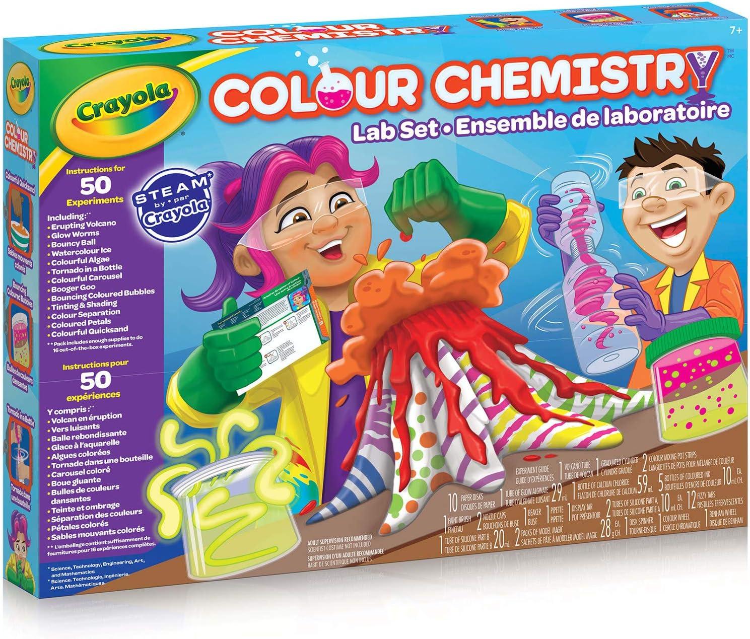 STEM Toys Colour Chemistry Lab