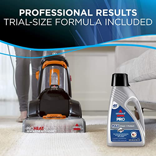 Bissell already includes cleaning formulas in the ProHeat 2X.