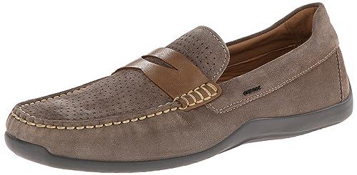 Mocasines para Hombre, Color Hueso, Marca GEOX, Modelo Mocasines para Hombre GEOX U XENSE MOX Hueso: Amazon.es: Zapatos y complementos