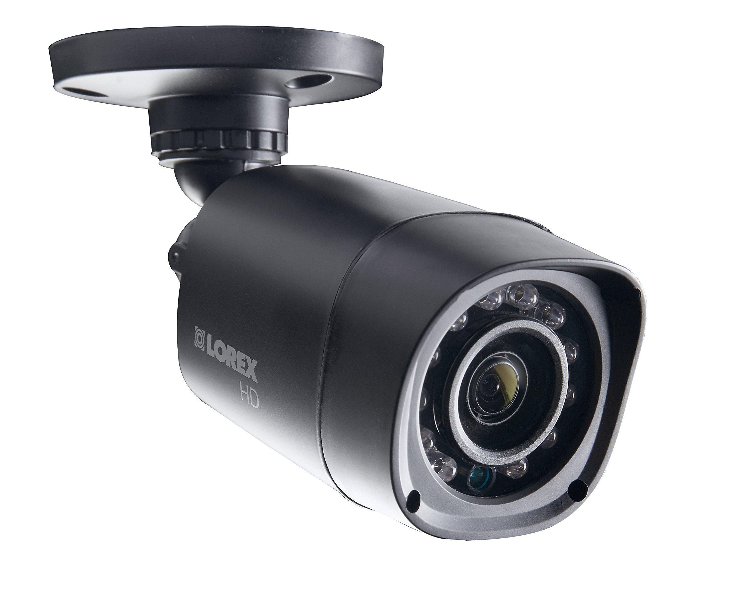 Lorex LBV1511 High Definition 720p 1MP Security Camera (Black)