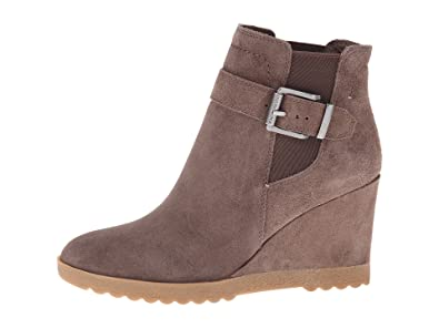 VINCE CAMUTO Womens Landri Boot Midnight Taupe,5