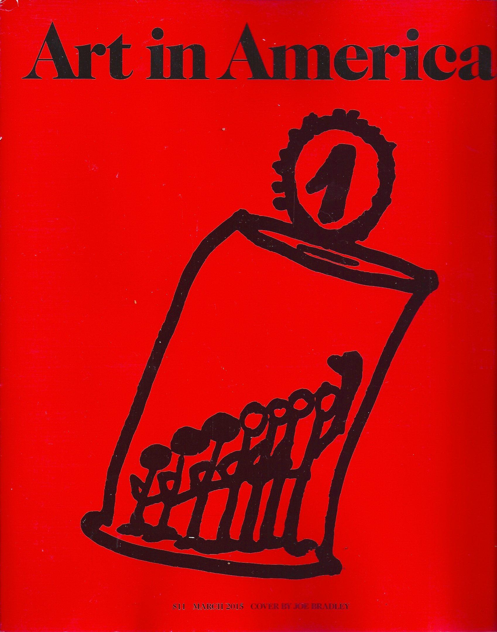 Read Online Robert Gober l Simon Denny l Beatriz Milhazes l Jaanus Samma l Reyner Banham l Joe Bradley - March, 2015 Art In America Magazine pdf epub
