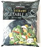 KIRKLAND カークランド ステア フライ ベジタブル ブレンド 2.49Kg 【冷凍野菜】