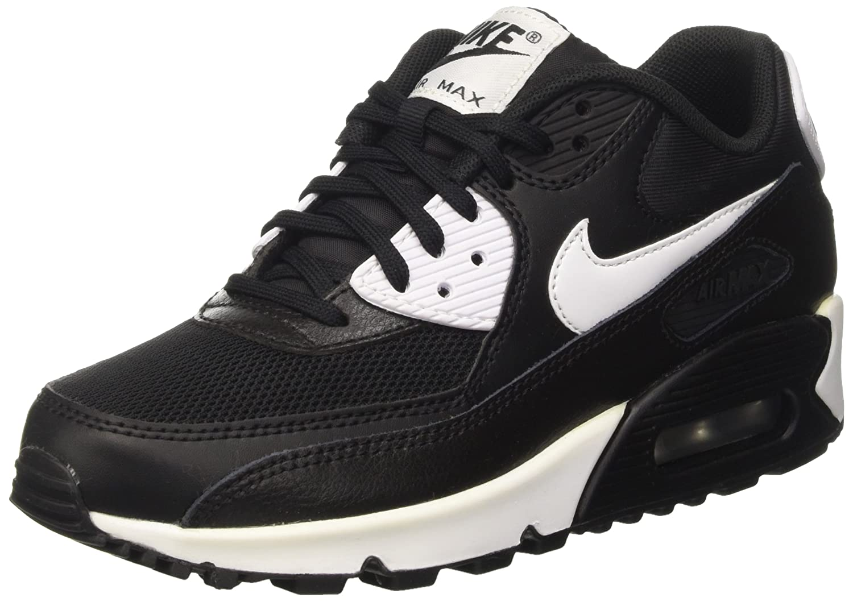 meilleures baskets a63c2 c369a Nike 616730-023 Women AIR MAX 90 Essential Black/Metallic ...